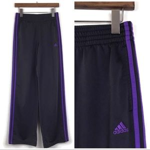 Vintage Adidas 3 Stripes Sweatpants